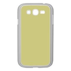 Fern Green in an English Country Garden Samsung Galaxy Grand DUOS I9082 Case (White)