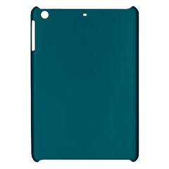 Forget Me Not Blue in an English Country Garden Apple iPad Mini Hardshell Case
