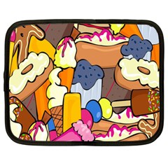Sweet Stuff Digitally Food Netbook Case (xxl)