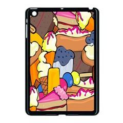 Sweet Stuff Digitally Food Apple iPad Mini Case (Black)