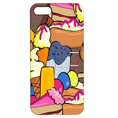 Sweet Stuff Digitally Food Apple iPhone 5 Hardshell Case with Stand