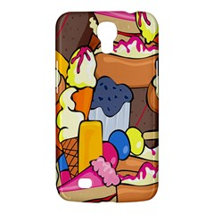 Sweet Stuff Digitally Food Samsung Galaxy Mega 6 3  I9200 Hardshell Case