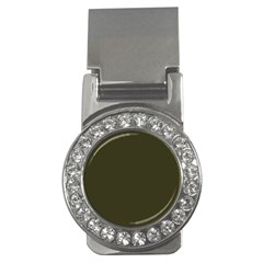 Garden Boot Green In An English Country Garden Money Clips (cz)