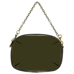 Garden Boot Green in an English Country Garden Chain Purses (Two Sides)