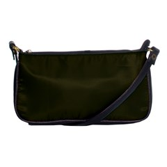 Garden Boot Green in an English Country Garden Shoulder Clutch Bags