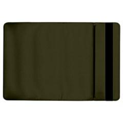 Garden Boot Green in an English Country Garden iPad Air 2 Flip