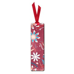 Floral Seamless Pattern Vector Small Book Marks