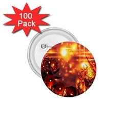 Summer Evening 1.75  Buttons (100 pack)