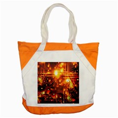 Summer Evening Accent Tote Bag