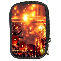 Summer Evening Compact Camera Cases