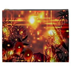 Summer Evening Cosmetic Bag (XXXL)