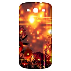 Summer Evening Samsung Galaxy S3 S III Classic Hardshell Back Case