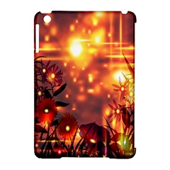 Summer Evening Apple iPad Mini Hardshell Case (Compatible with Smart Cover)