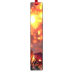 Summer Evening Large Book Marks