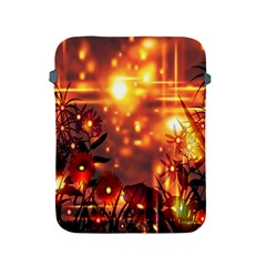 Summer Evening Apple Ipad 2/3/4 Protective Soft Cases