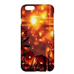 Summer Evening Apple iPhone 6 Plus/6S Plus Hardshell Case