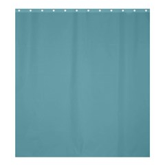 Hydrangea Blue in an English Country Garden Shower Curtain 66  x 72  (Large)