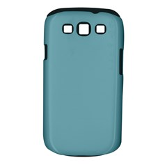 Hydrangea Blue in an English Country Garden Samsung Galaxy S III Classic Hardshell Case (PC+Silicone)