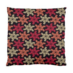 Floral Seamless Pattern Vector Standard Cushion Case (one Side)