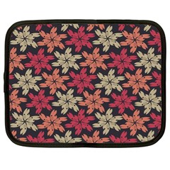Floral Seamless Pattern Vector Netbook Case (XL)