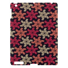 Floral Seamless Pattern Vector Apple iPad 3/4 Hardshell Case