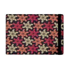 Floral Seamless Pattern Vector Apple iPad Mini Flip Case
