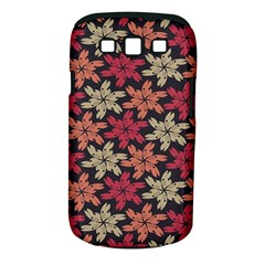 Floral Seamless Pattern Vector Samsung Galaxy S III Classic Hardshell Case (PC+Silicone)