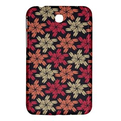 Floral Seamless Pattern Vector Samsung Galaxy Tab 3 (7 ) P3200 Hardshell Case
