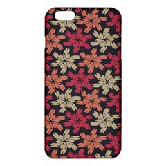 Floral Seamless Pattern Vector Iphone 6 Plus/6s Plus Tpu Case