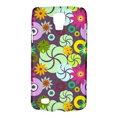 Floral Seamless Pattern Vector Galaxy S4 Active