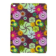Floral Seamless Pattern Vector Ipad Air 2 Hardshell Cases