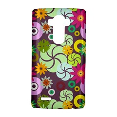 Floral Seamless Pattern Vector Lg G4 Hardshell Case