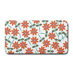 Floral Seamless Pattern Vector Medium Bar Mats
