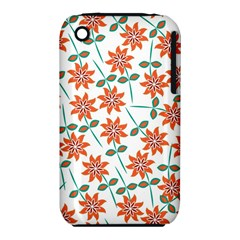 Floral Seamless Pattern Vector Iphone 3s/3gs