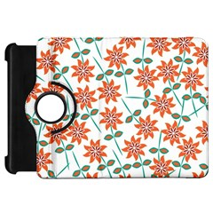 Floral Seamless Pattern Vector Kindle Fire HD 7