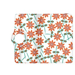 Floral Seamless Pattern Vector Kindle Fire Hdx 8 9  Flip 360 Case