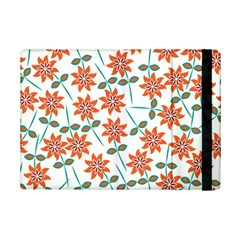 Floral Seamless Pattern Vector Ipad Mini 2 Flip Cases