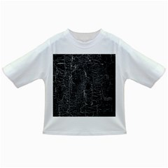 Old Black Background Infant/Toddler T-Shirts