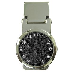 Old Black Background Money Clip Watches