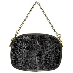 Old Black Background Chain Purses (One Side)