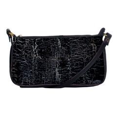 Old Black Background Shoulder Clutch Bags