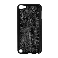 Old Black Background Apple iPod Touch 5 Case (Black)