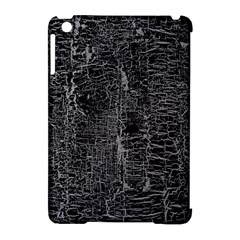 Old Black Background Apple iPad Mini Hardshell Case (Compatible with Smart Cover)