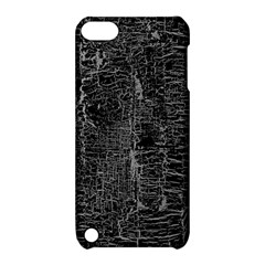 Old Black Background Apple Ipod Touch 5 Hardshell Case With Stand