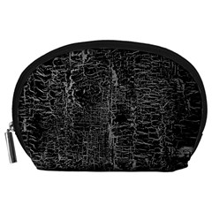 Old Black Background Accessory Pouches (large)