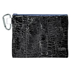 Old Black Background Canvas Cosmetic Bag (XXL)