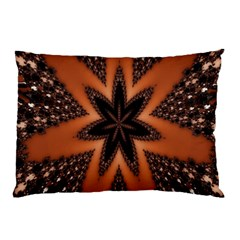 Digital Kaleidoskop Computer Graphic Pillow Case