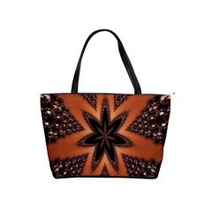 Digital Kaleidoskop Computer Graphic Shoulder Handbags