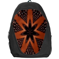 Digital Kaleidoskop Computer Graphic Backpack Bag