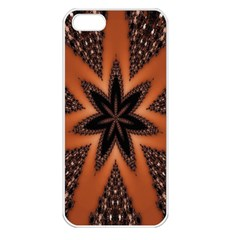 Digital Kaleidoskop Computer Graphic Apple Iphone 5 Seamless Case (white)
